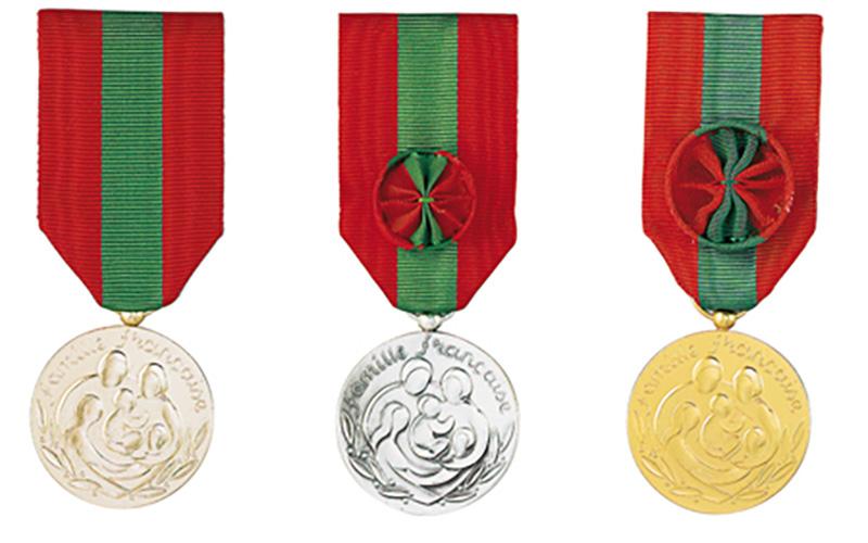 Médaille de la Famille française