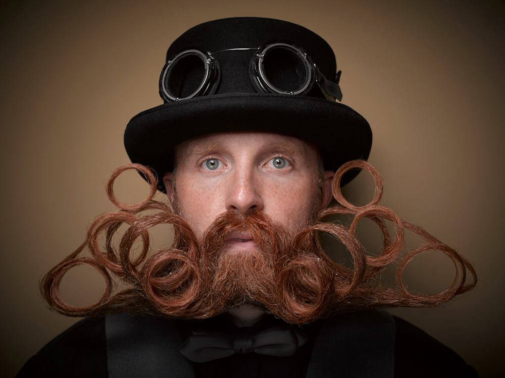 2016 National Beard and Moustache Championships