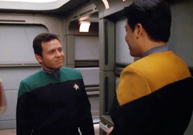 King Abdullah bin al-Hussein of Jordan appeared as an extra in Star Trek: Voyager in 1996.
