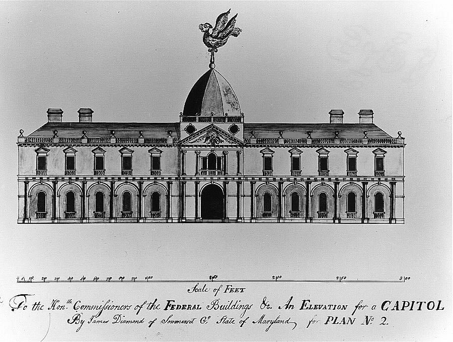 Capitol Building Design Entry