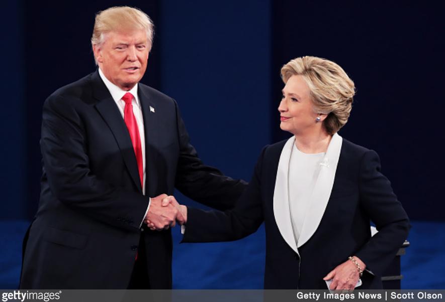 A Clinton/Trimp Ticket?