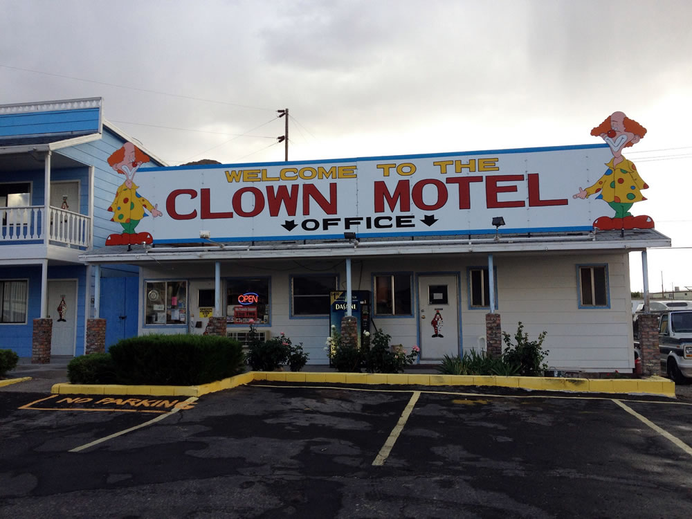 Clown-Motel