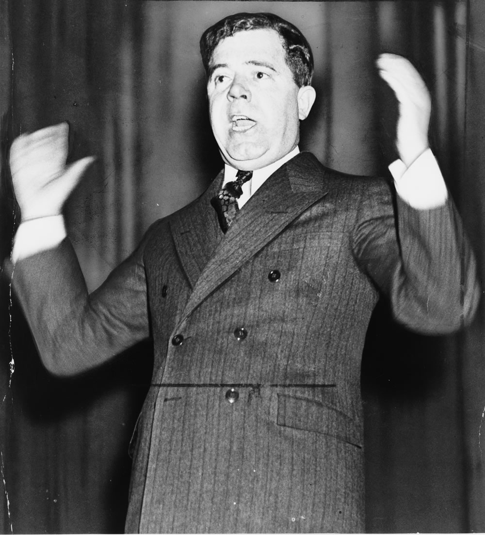 Congressman Huey Long