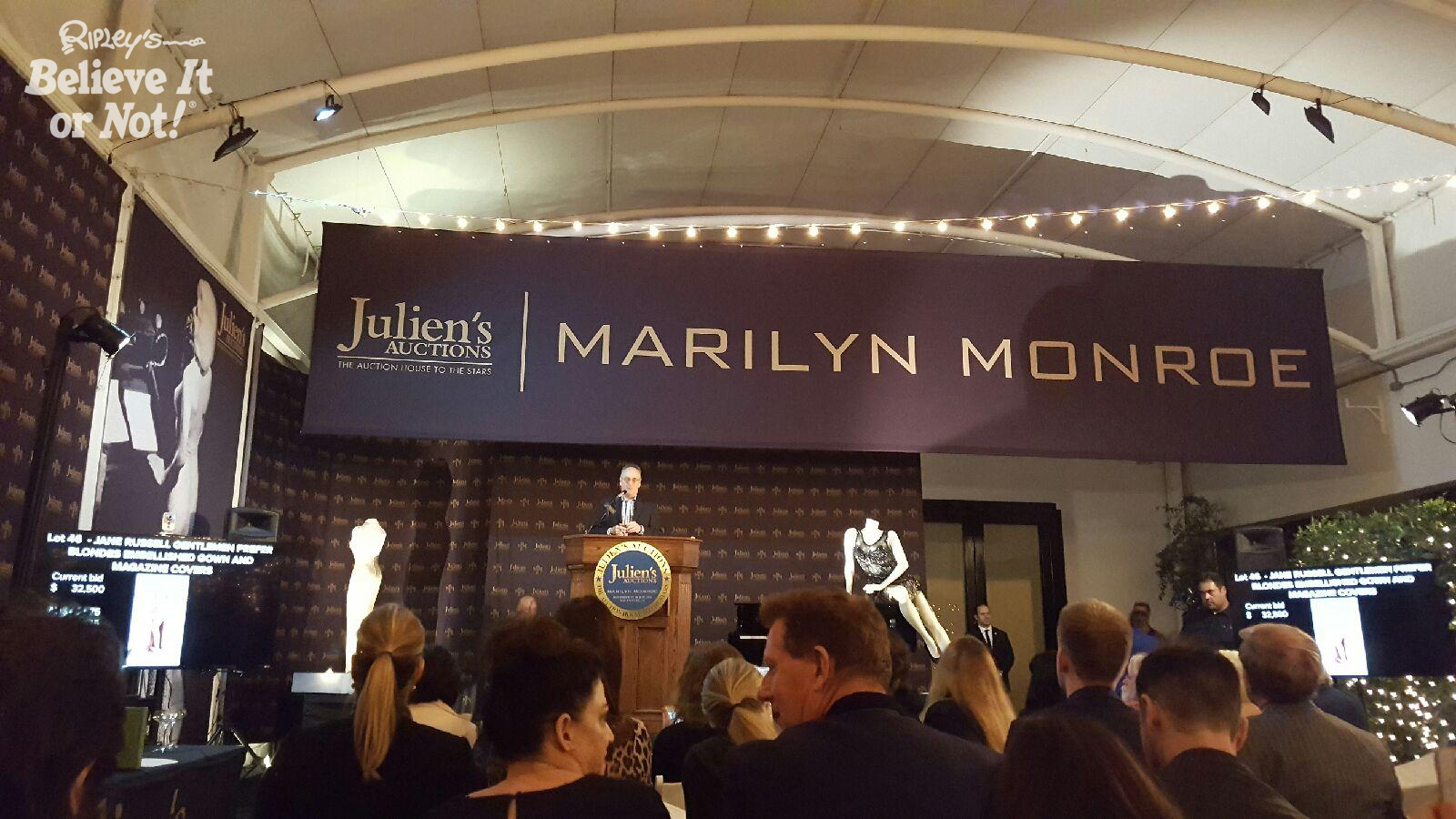 Marilyn Monroe Auction