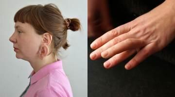 Ear Earrings and Ring-Finger Finger Rings