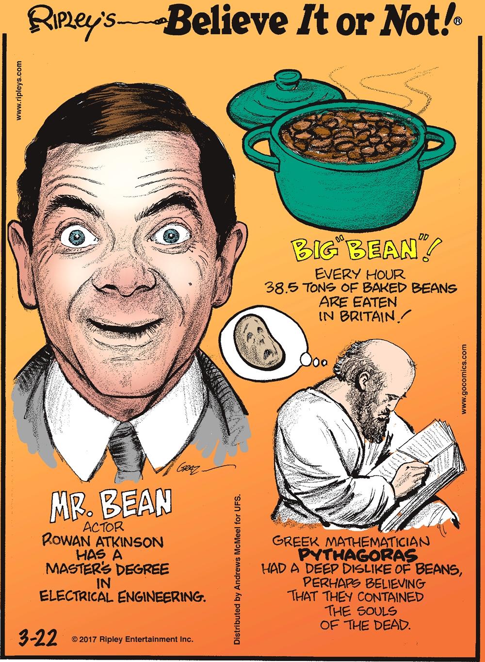 mr bean filmography