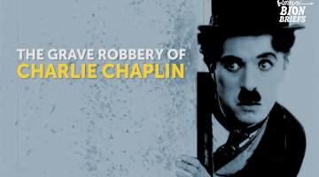 chaplin grave robbery