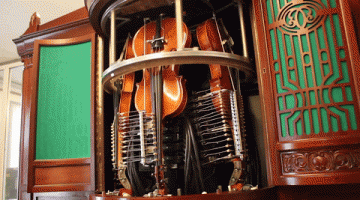 phonoliszt violina