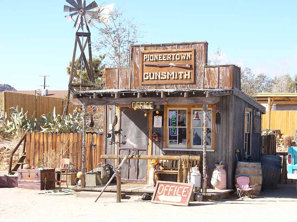 pioneertown gunsmith
