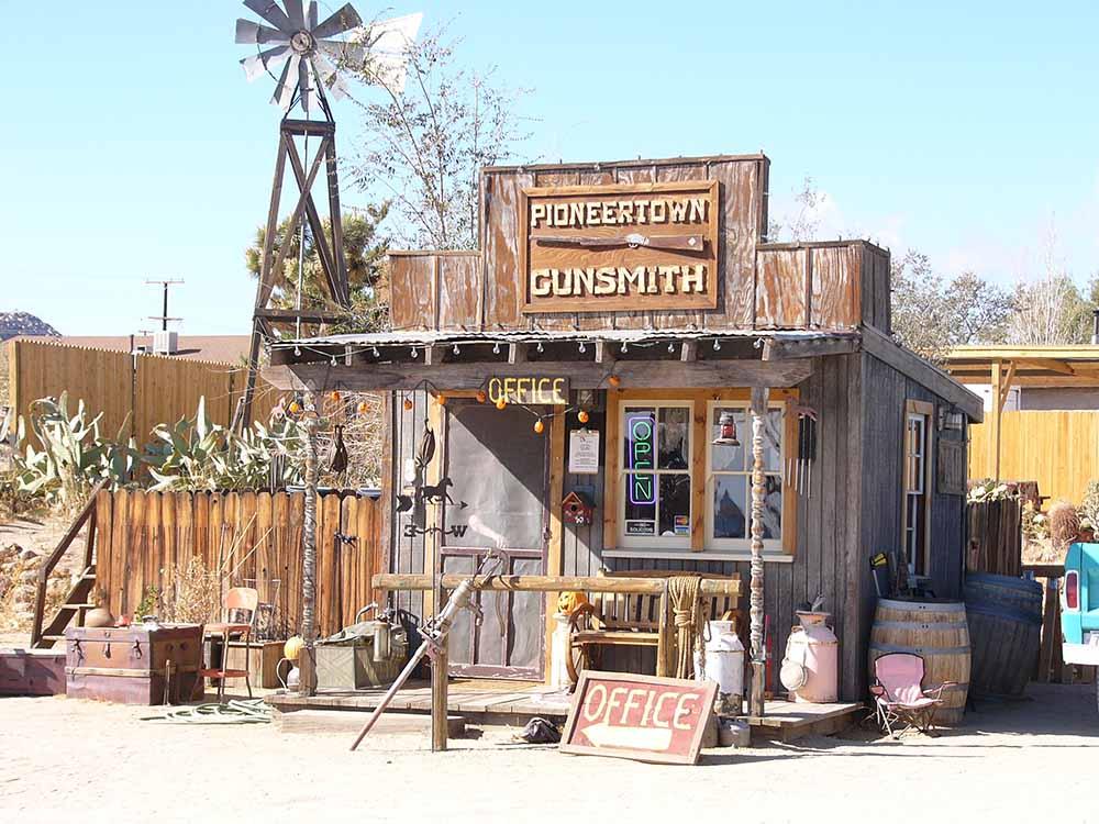 pioneertown gunsmith