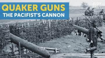 quaker guns