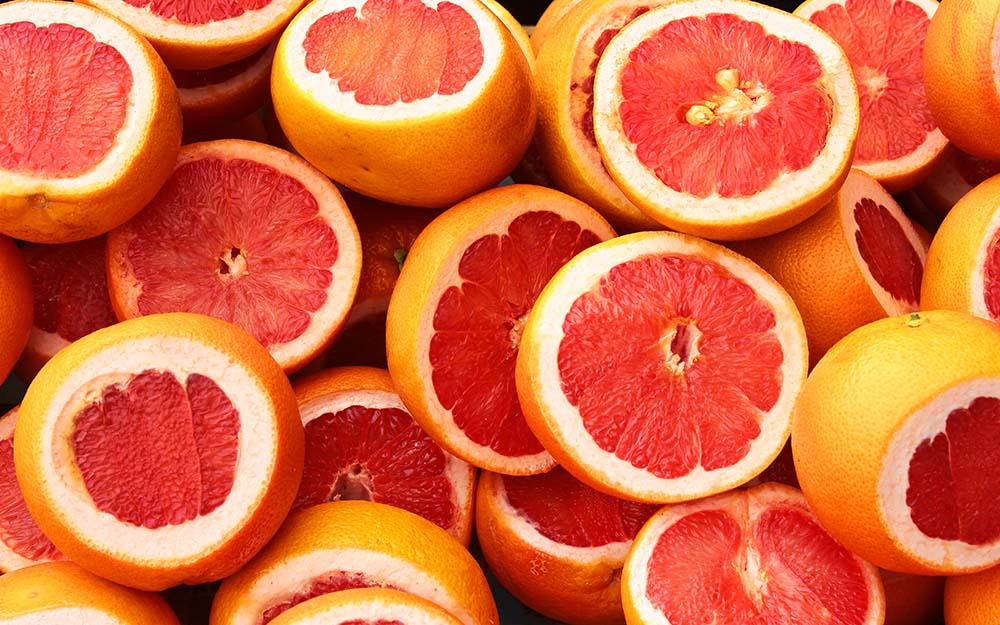 ruby red grapfruit