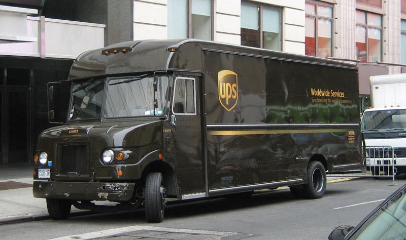 957814d0cc94 Why Don t UPS Trucks Turn Left