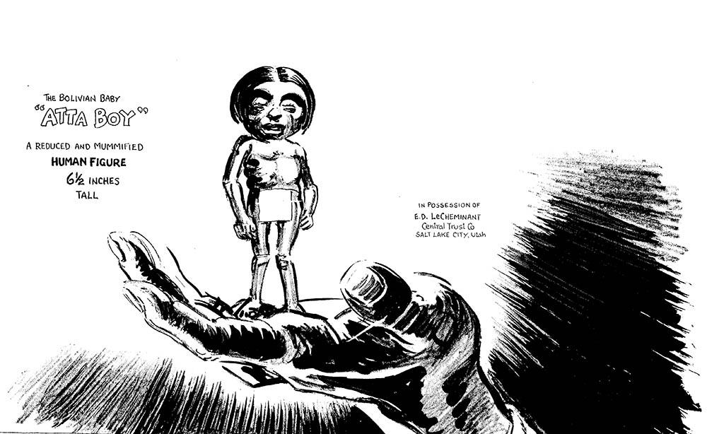 atta boy cartoon