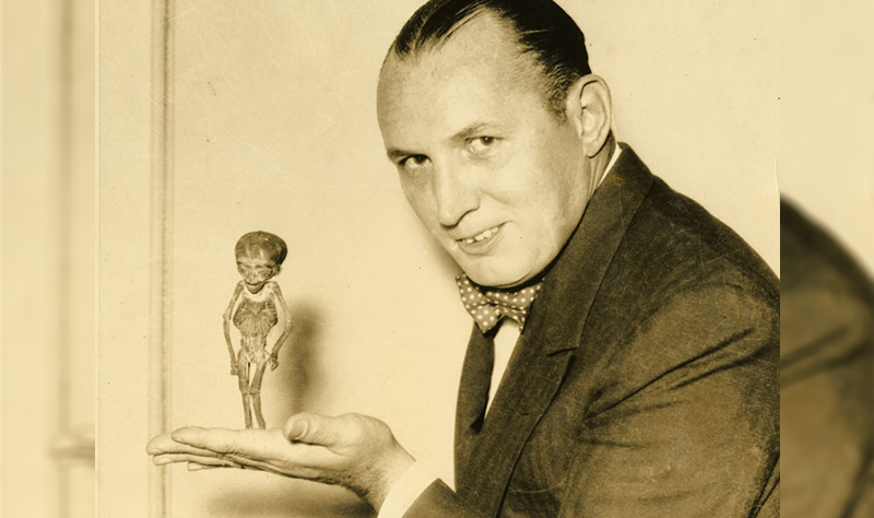 Atta boy with Robert Ripley