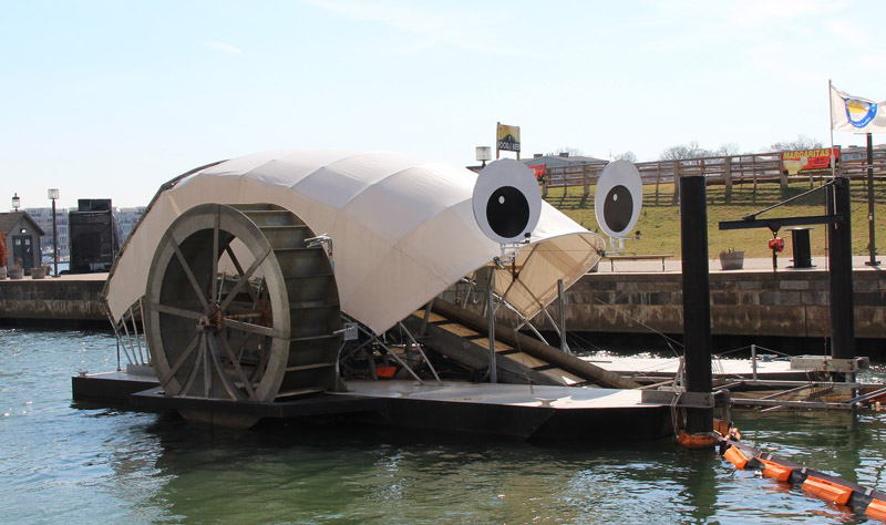 Ro Boat It Is A River Cleaning Robot With Eras And Ysis Capability To Detect Pollutants Like Plastic Chemicals Heavy Metals In Water