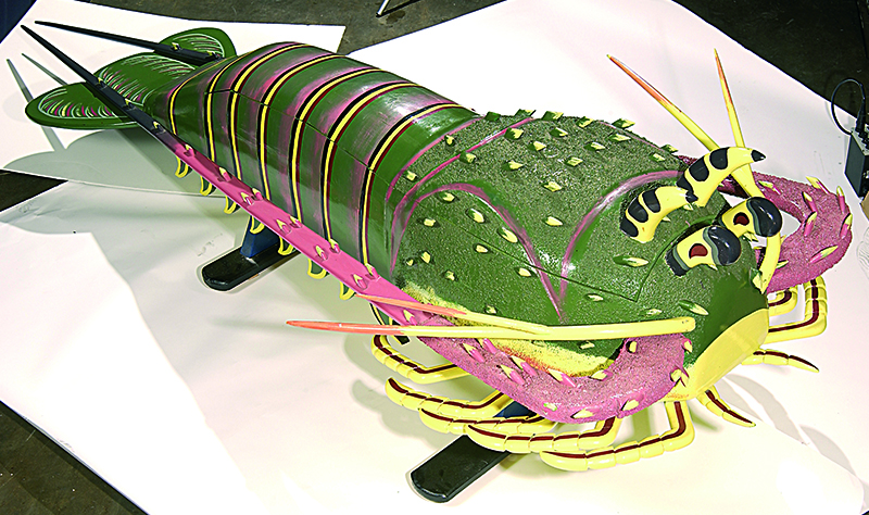 Lobster Coffin