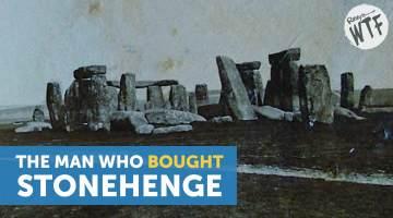 bought stonehenge