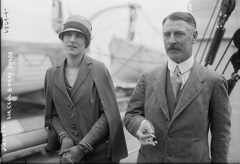 cecil chubb and wife