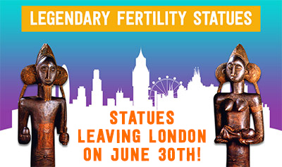 Legendary Fertility Statues