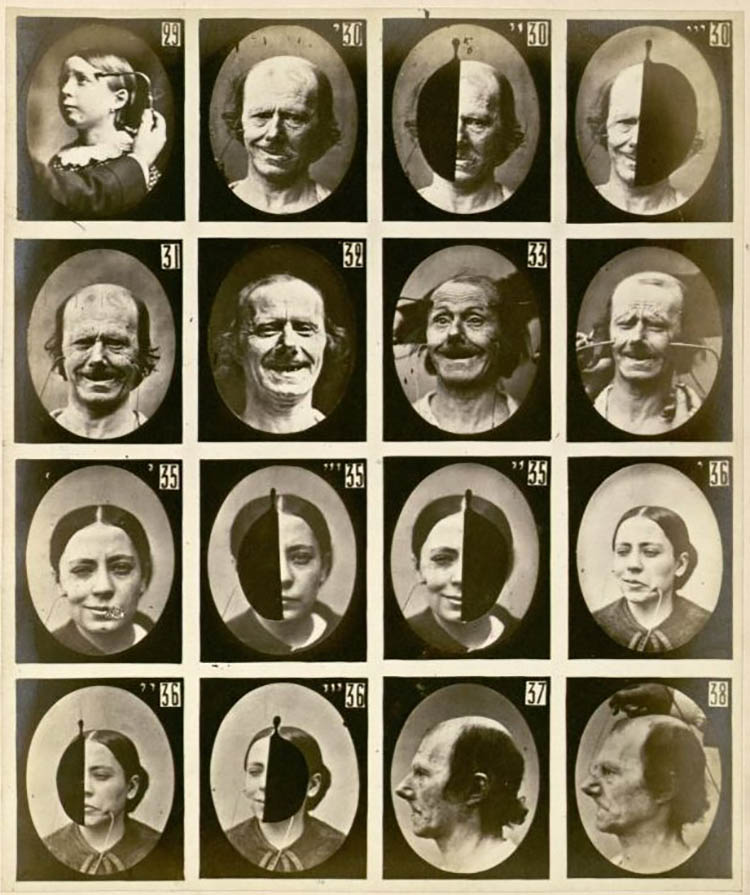 Duchenne facial expressions