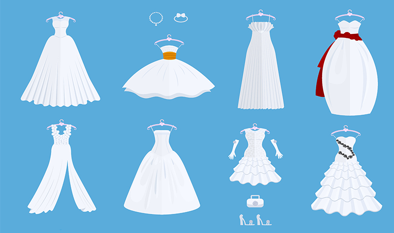 The 2017 Cheap Chic Weddings Dress Voting Starts Now