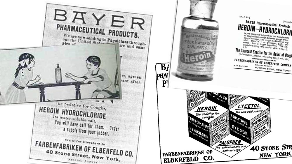 old bayer drugs