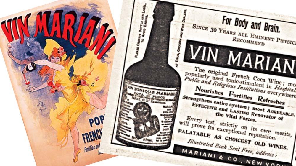 van mariani coca wine