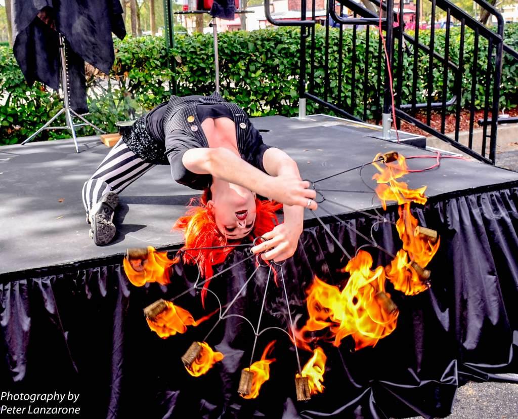 Orlando BION Sword Swallower's Day