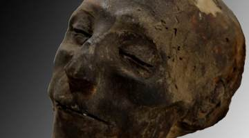 Nebiri Mummy Head