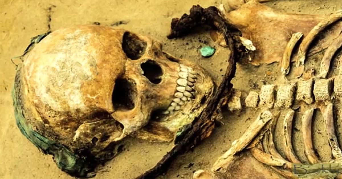 Vampire Burial