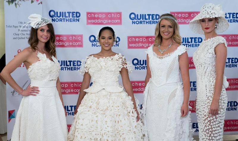 Cheap Chic Wedding winners