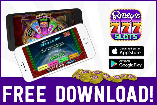 Ripley's Free Slots App