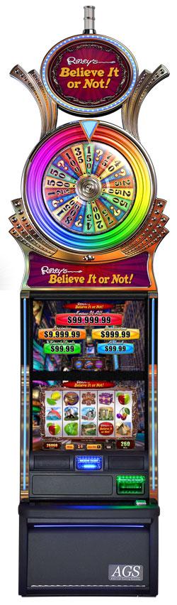 Ripley's Slot Machine