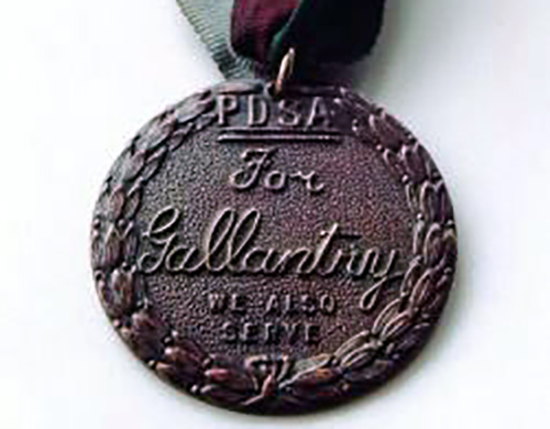 dickins medal