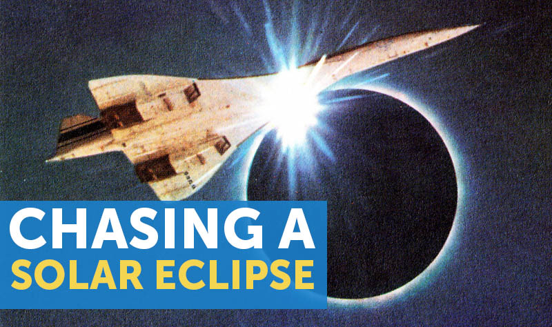 total eclipse chase