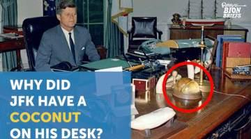 jfk coconut