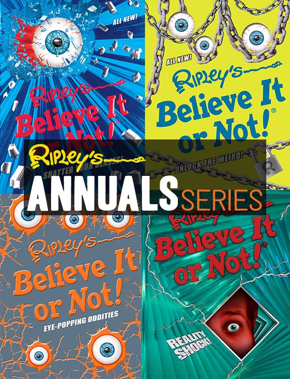 ripley books ripley s believe it or not