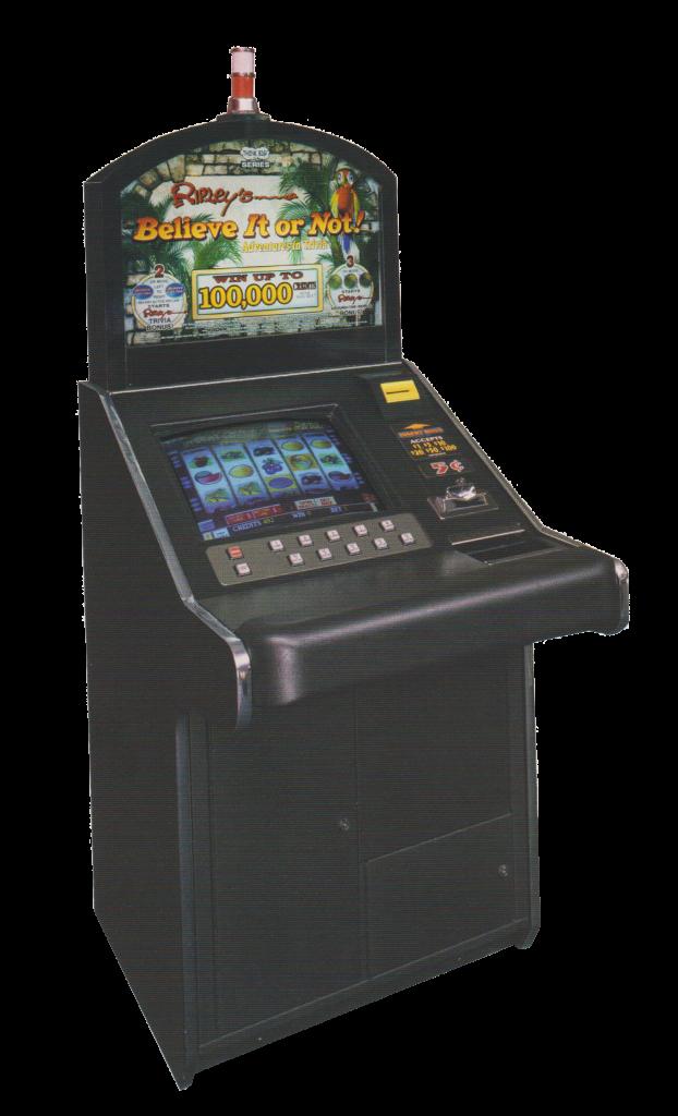 Mikohn Gaming Ripley's Slot Machine