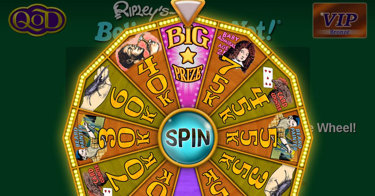 Ripley's Slot Machine App