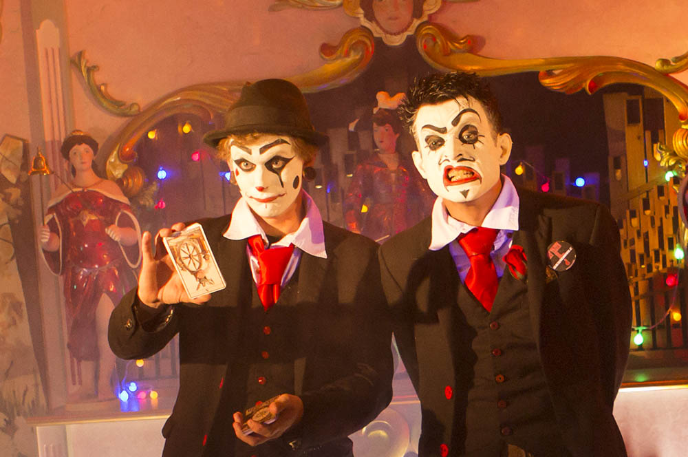 20 penny circus clowns