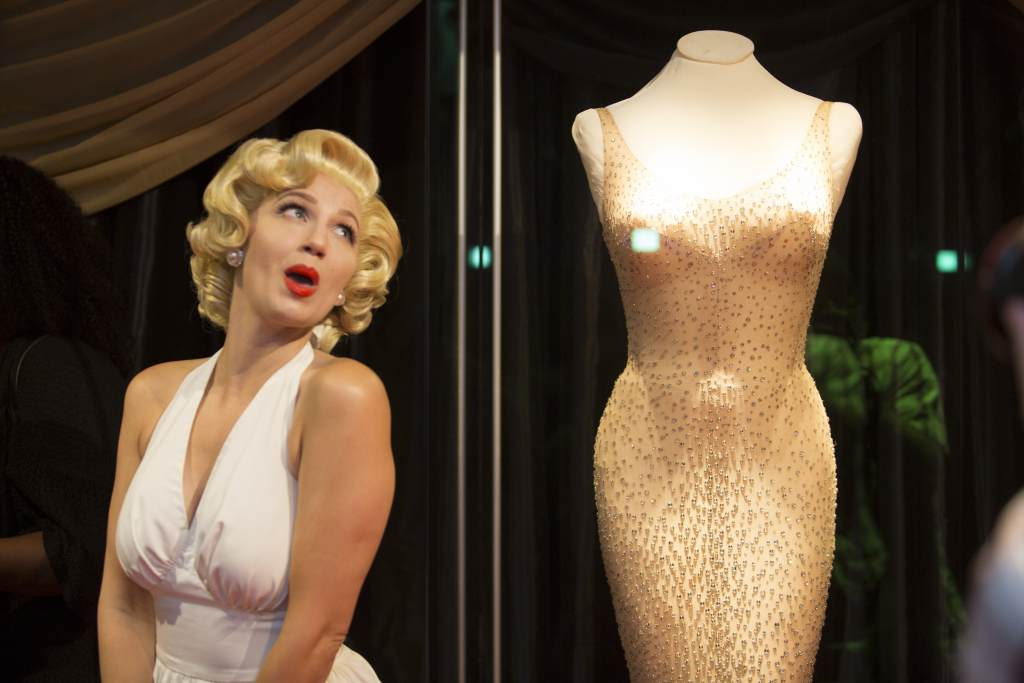 Want to Be the next Marilyn Monroe?
