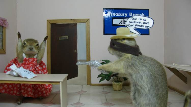gopher robbery