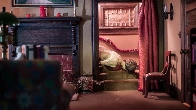 Unexplained Death Dioramas From the 1940s