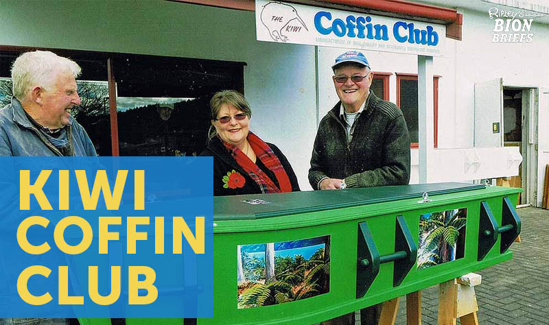 kiwi coffin club