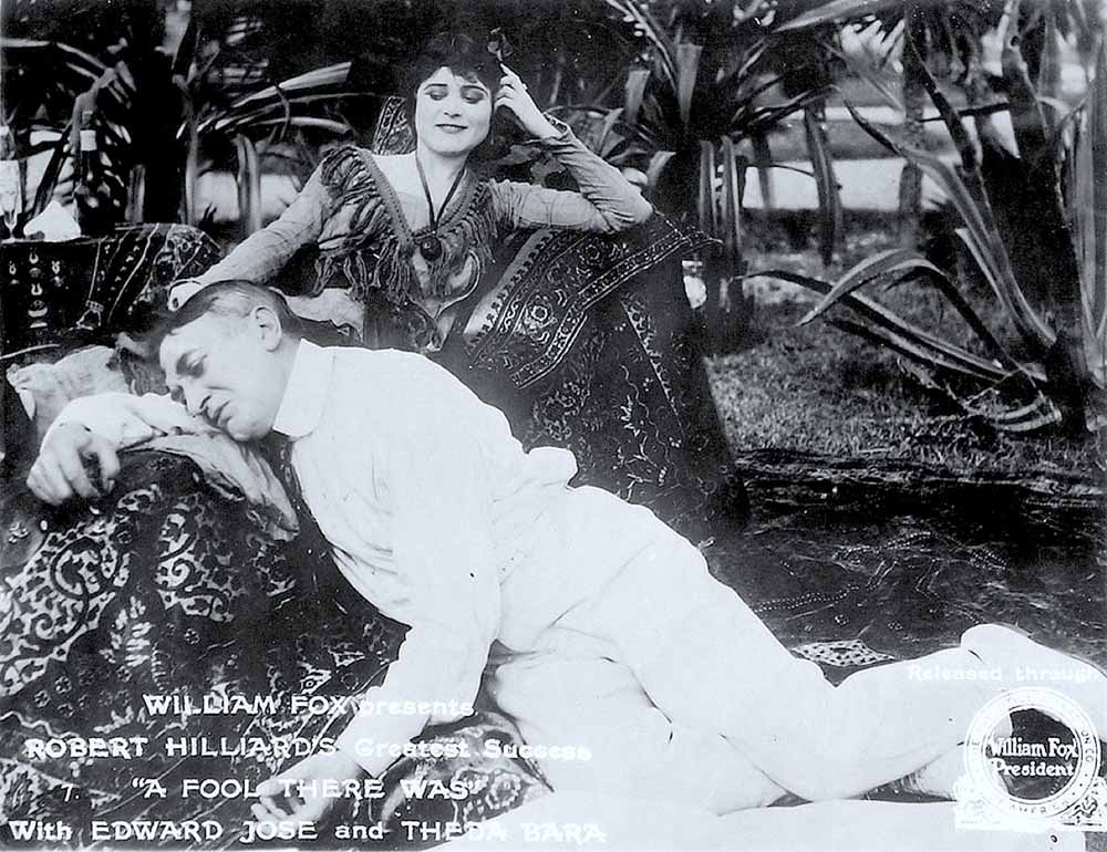 theda bara promo photo