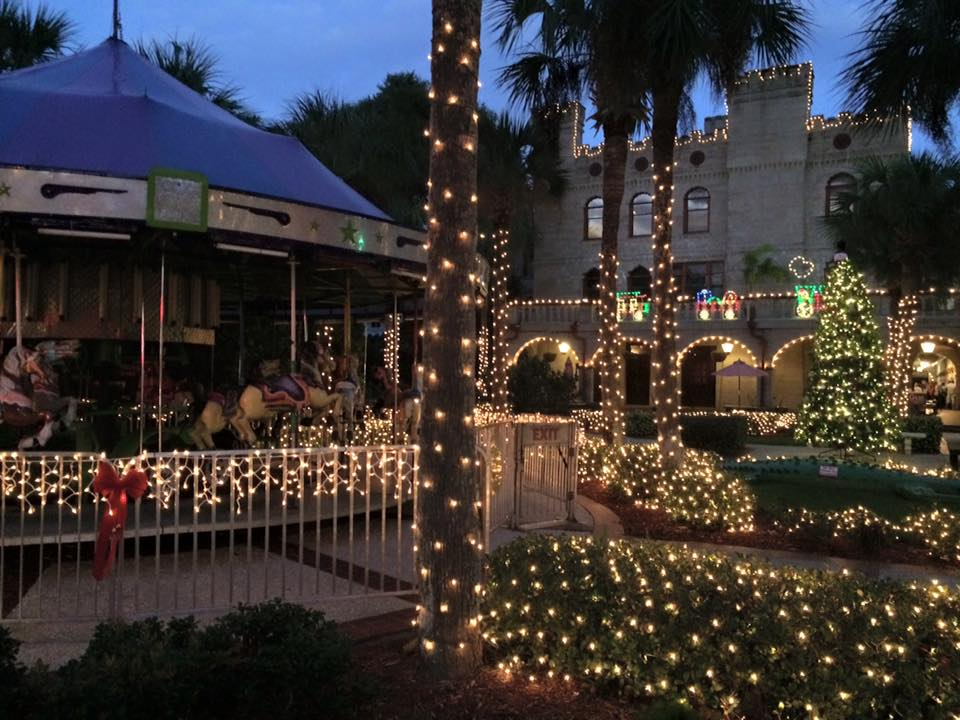 St. Augustine Nights of Light