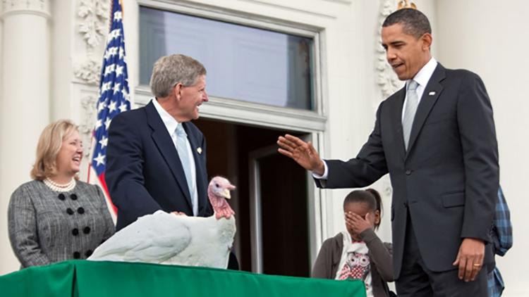 obama turkey pardon