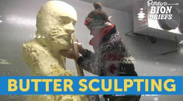 butter sculpting