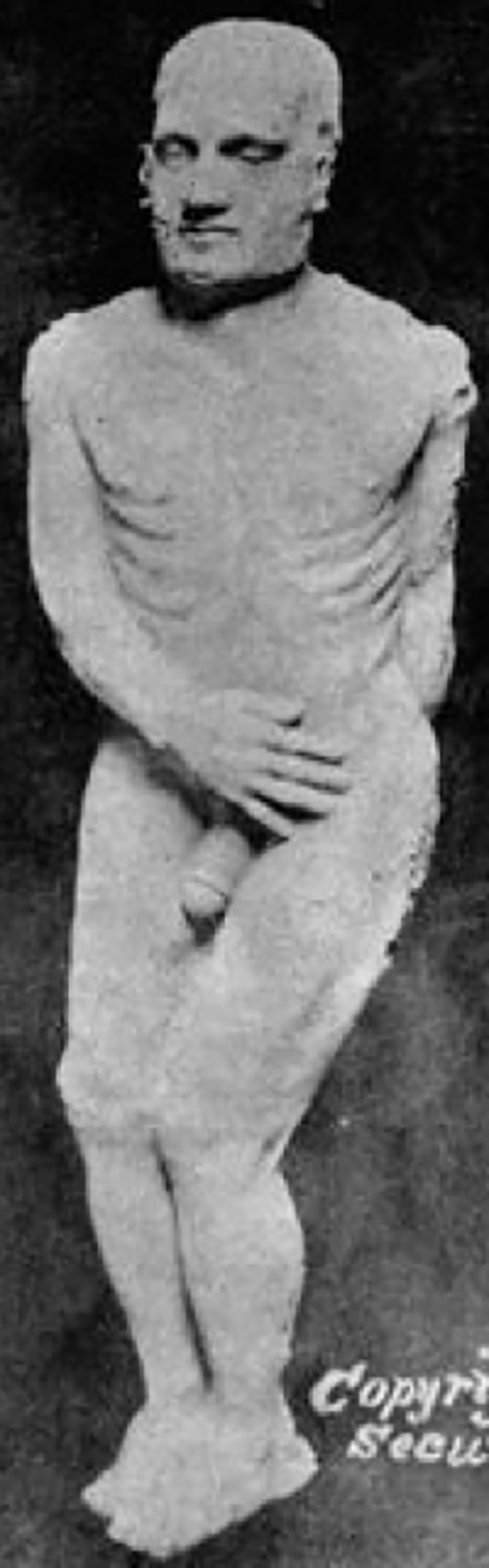 cardiff giant full body